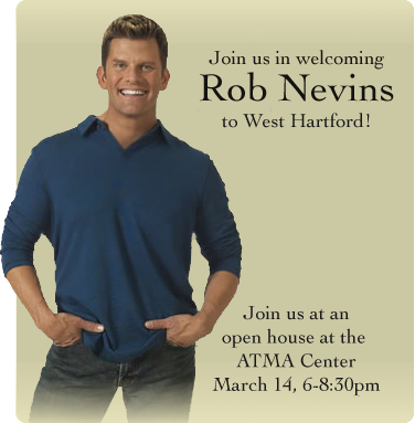 Rob Nevins open house